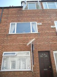 Thumbnail 4 bed terraced house to rent in Clark Street, Scarborough