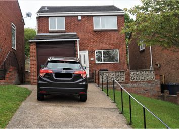 Thumbnail 4 bed detached house for sale in Worral Close, Barnsley