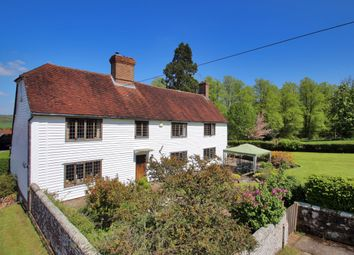 Thumbnail 7 bed detached house for sale in Water Lane, Hawkhurst, Cranbrook