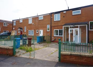 Thumbnail 3 bedroom terraced house for sale in Holker Close, Manchester