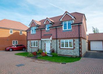 Thumbnail 4 bed detached house for sale in Boniface Avenue, Littlehampton
