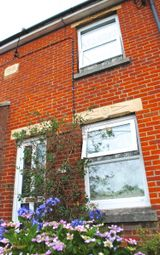 Thumbnail 2 bed terraced house to rent in Fishers Road, Totton, Southampton