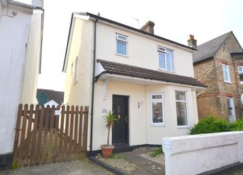 Thumbnail 3 bedroom detached house for sale in Gladstone Road, Parkstone, Poole