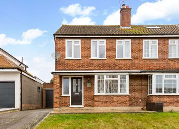 Thumbnail 3 bedroom semi-detached house to rent in Barnhill Gardens, Marlow