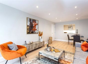 Thumbnail 2 bed flat for sale in Buckingham House East, Buckingham Parade, The Broadway, Stanmore