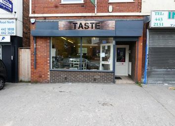 Thumbnail Restaurant/cafe to let in Wellington Road North, Stockport