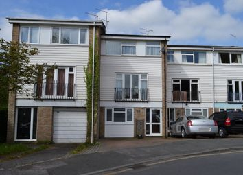Thumbnail 3 bed town house for sale in Holme Park, Borehamwood