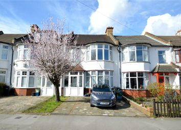 Thumbnail 3 bed terraced house for sale in Compton Road, Addiscombe, Croydon