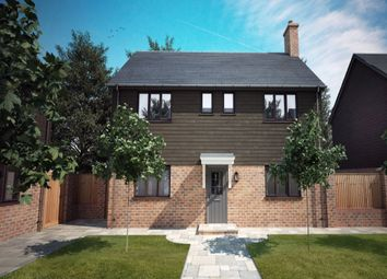 Thumbnail 3 bed detached house for sale in Lime Kiln Lane, Holbury, Southampton