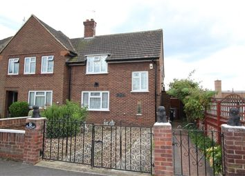 Thumbnail 2 bedroom end terrace house for sale in Town Tree Road, Ashford, Surrey