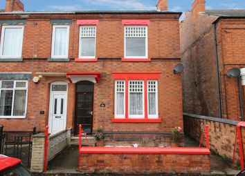 Thumbnail 3 bed semi-detached house for sale in Acton Road, Long Eaton, Nottingham