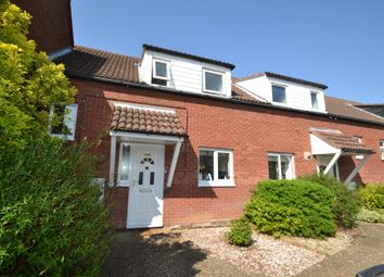 Thumbnail 2 bed terraced house to rent in Brennewater Mews, Norwich, Norfolk