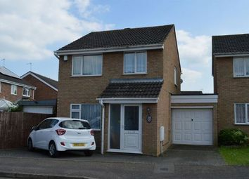 Thumbnail 3 bed detached house for sale in Oleander Crescent, Cherry Lodge, Northampton