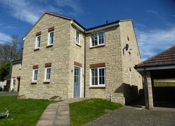 Thumbnail 2 bed property to rent in Knole Close, Swindon