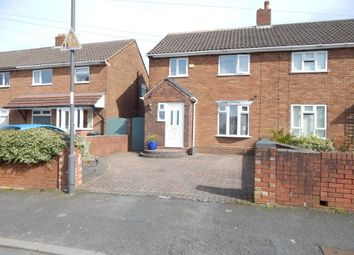 Thumbnail 3 bed semi-detached house for sale in Blakemore Road, Walsall Wood, Walsall