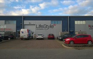 Thumbnail Light industrial to let in Unit 3, 55 Brampton Road, Eastbourne