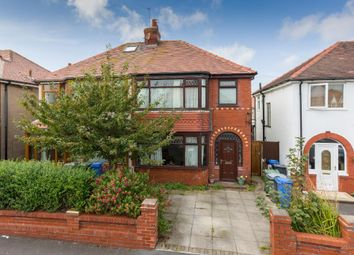 Thumbnail 3 bed semi-detached house for sale in Nutter Road, Thornton Cleveleys, Lancashire