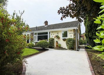 Thumbnail 3 bed semi-detached bungalow for sale in Cronshaw Drive, Langho, Blackburn