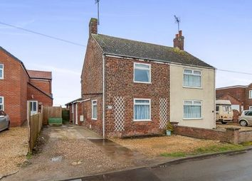 Thumbnail 3 bed semi-detached house for sale in Horseshoe Lane, Kirton, Boston