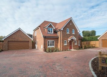 Thumbnail 5 bed detached house for sale in Higham Lane, Bridge, Canterbury
