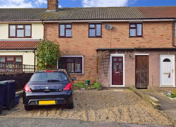 Thumbnail 3 bed terraced house for sale in Lambourne Crescent, Chigwell, Essex