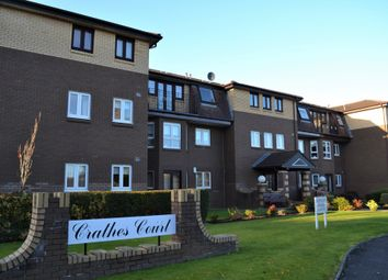 Thumbnail 1 bed flat for sale in Crathes Court, Hazelden Gardens, Muirend