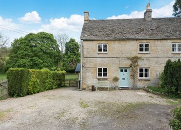 Thumbnail 4 bed semi-detached house for sale in North Cerney, Cirencester