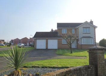 Thumbnail 4 bedroom detached house for sale in Ruskin Close, High Harrington, Workington