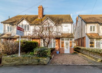 Thumbnail 4 bed semi-detached house for sale in Lower Green Road, Esher