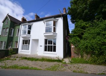 Thumbnail 4 bed semi-detached house for sale in New Hill, Goodwick