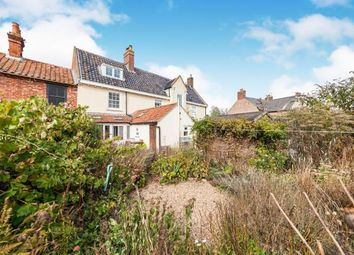 Thumbnail 3 bed terraced house for sale in Gillingham, Beccles, Norfolk