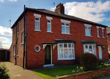 Thumbnail 3 bedroom semi-detached house for sale in Arlington Road, Linthorpe, Middlesbrough