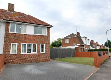 Thumbnail 3 bed end terrace house for sale in Farrowdene Road, Reading, Berkshire