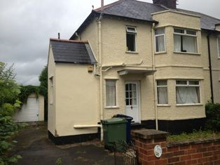 Thumbnail 4 bed semi-detached house to rent in Botley Road, Oxford