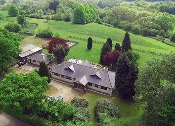 Thumbnail 5 bed detached house for sale in Buckhurst Road, Westerham, Kent