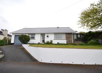 Thumbnail 3 bed detached bungalow for sale in Middle Row, Golden Hill, Pembroke