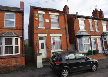 Thumbnail 3 bed detached house for sale in Wallis Street, Nottingham