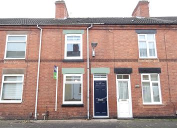 Thumbnail 2 bed terraced house for sale in Margaret Street, Coalville, Leicestershire