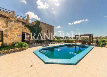 Thumbnail 4 bed farmhouse for sale in 107759, Nadur, Malta