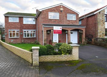 Thumbnail 4 bedroom detached house for sale in Manor Close, Todwick, Sheffield
