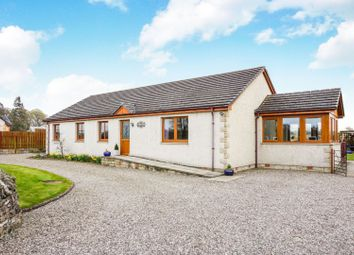 Thumbnail 3 bed detached bungalow for sale in Station Road, Woodside, Burrelton