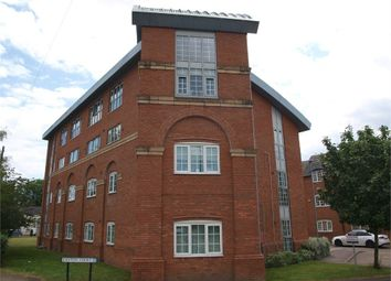 Thumbnail 2 bedroom flat for sale in Caxton Court, Burton-On-Trent, Staffordshire