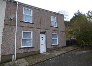 Thumbnail 2 bed end terrace house to rent in Llewellyn Street, Nantymoel, Bridgend.