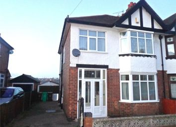 Thumbnail 3 bed semi-detached house to rent in Exton Road, Sherwood, Nottingham