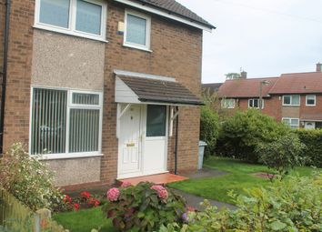 Thumbnail 2 bed end terrace house to rent in Delamere Road, Handforth, Wilmslow