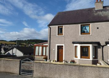 Thumbnail 3 bed semi-detached house for sale in Louise Street, Dufftown