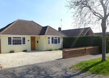 Thumbnail 3 bed bungalow for sale in Hazeley Close, Hartley Wintney, Hook