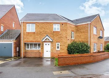 Thumbnail 4 bed semi-detached house to rent in Strauss Drive, Cannock