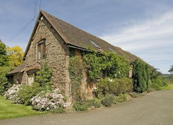 Thumbnail 1 bed barn conversion to rent in Long Barn Cottage, Upper Eggleton Court, Stretton Grandison, Herefordshire
