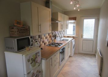 Thumbnail 3 bedroom terraced house to rent in York Road, Alnwick